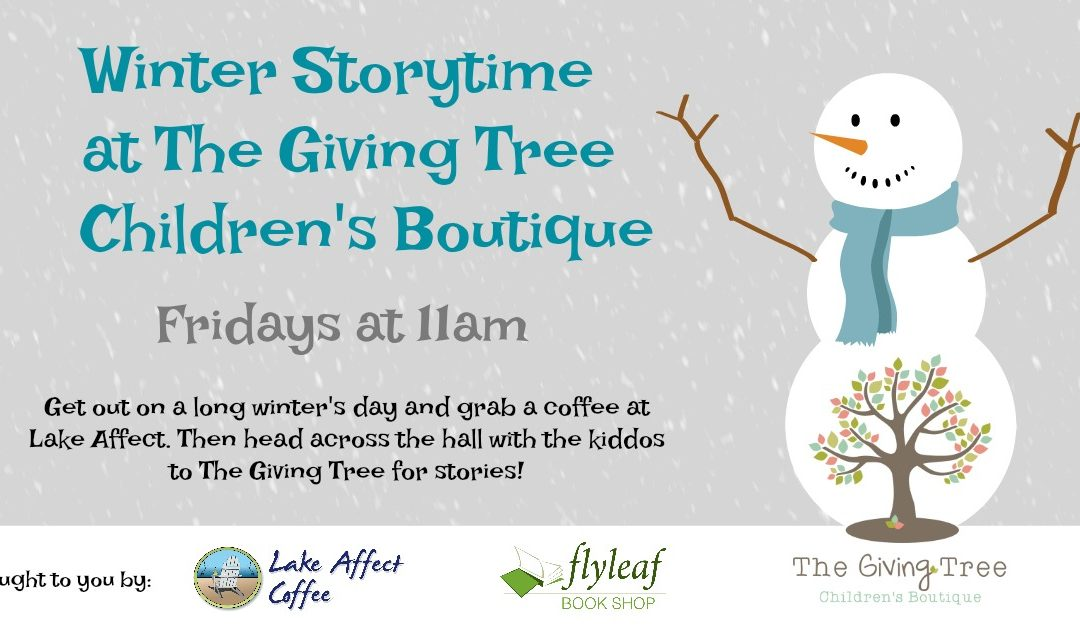 Winter Storytime for the kiddos