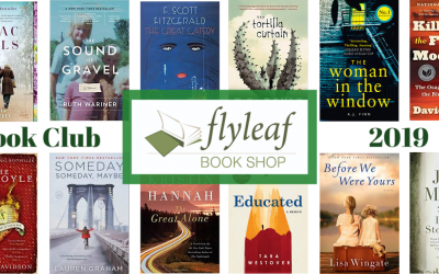 Flyleaf Book Club 2019